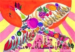 Русские сказки народные -  Петушок - золотой гребешок
